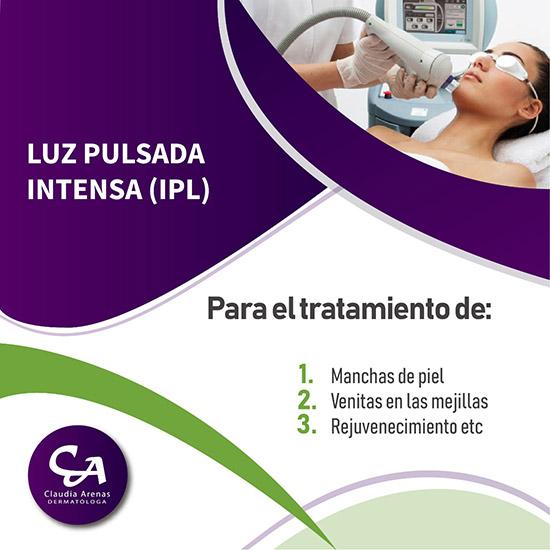 Luz Pulsada Intensa (Ipl)