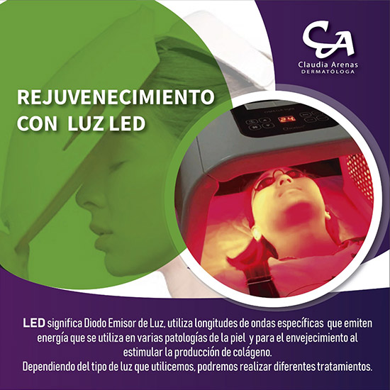 Rejuvenecimiento Con Luz LED